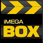 iMega Box - TV Show & Box Office Movie 2019 icon