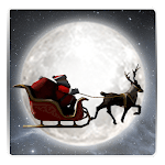 Santa 3D Live Wallpaper APK icon