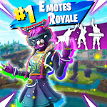 Emotes Royale: Dances Battle Royale Perfect Timing icon
