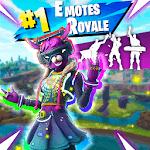 Emotes Royale: Dances Battle Royale Perfect Timing APK icon