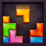 Brickdom - Drop Puzzle for pc icon