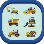Vehicles for Kids - Flashcards, Sounds, Puzzles icon