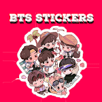 BTS Stickers & Photo Editor For Army icon