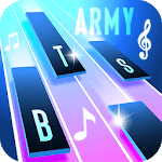 BTS Army Magic Piano Tiles 2019 - BTS Army games icon