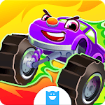 Funny Racing Cars for pc icon