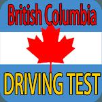 British Columbia Driving Test 2019 icon