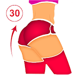 Buttocks, Legs and Hips Workout APK icon