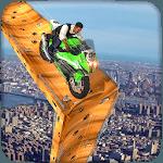 Mega Ramp Stunt Bike Simulator icon