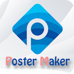 Posters Maker & Flyer Designer Free icon