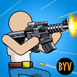 The Gunner: Stickman Weapon Hero icon
