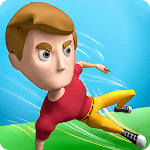 Tetrun: Parkour Mania - free running game icon