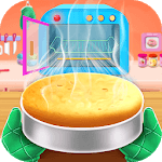 Cake Maker Baking Kitchen for pc icon