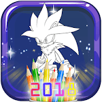 Sonic Coloring books cmz 2018 icon