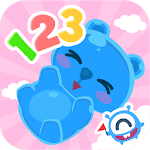 123 Math Genius - Numbers Counting 🌟Learning Game icon