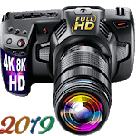 Full HD  2019 8K Camera icon