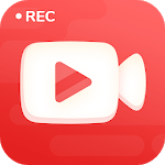 Screen Recorder With Facecam & Audio, Video Editor icon