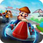 Go Kart Party: Super Racing World icon
