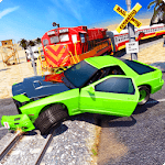 Car Vs Train - Racing Games icon