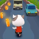 Subway Cat Runner -Online Rush icon