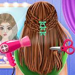 Braided Hairstyle Salon Fashion Stylist icon