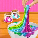 Rainbow Unicorn DIY Slime Making Simulator icon