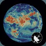 Live National Weather Radar Free (satellite view ) icon