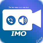 Advise For Guide Imo video calls & text chat icon