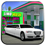 Modern Limo Car Wash: Limousine car Parking for pc icon