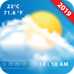 Live Weather Forecast 2019 icon