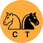 Chess tempo - Train chess tactics, Play online icon