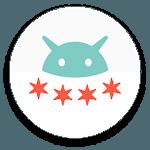Chicago Roboto icon