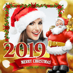 Christmas Photo Frame 2019 icon