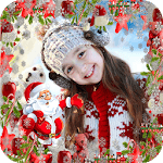 New Merry Christmas Photo Frames 2019 icon