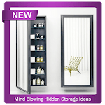 Mind Blowing Hidden Storage Ideas icon