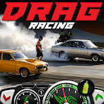 Fast cars Drag Racing game icon