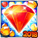 Jewel Pop: Match 3 Legend icon
