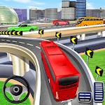 City Coach Bus Simulator 2019 APK icon