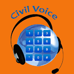Civil Voice Dialer icon