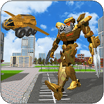 Flying Robot Truck: Real Transforming icon