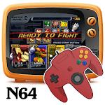 Nido64 - N64 Retro Games Emulator icon