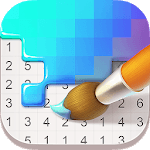 Color Number - Relaxing Game: Free Coloring icon