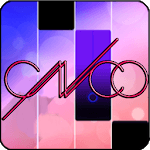 CNCO 🎹  Piano Tiles Game icon