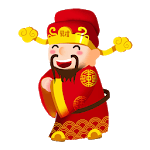 2019 Chinese New Year CNY Stickers For WhatsApp icon
