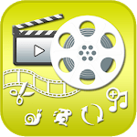 Video Editor: Rotate,Flip,Slow motion, Merge& more icon
