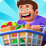 Idle Supermarket Tycoon - Tiny Shop Game for pc icon