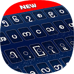 Myanmar Color Keyboard 2018: Burma Language icon