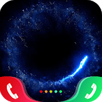 Burning Rings Caller Screen icon