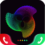 Colorful Lines Caller  Screen icon
