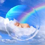 White Noise Baby Sleep App icon