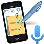 TASK NOTES - Notepad, List, Reminder, Voice Input icon